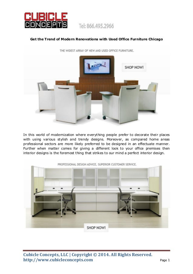 chicago office furniture