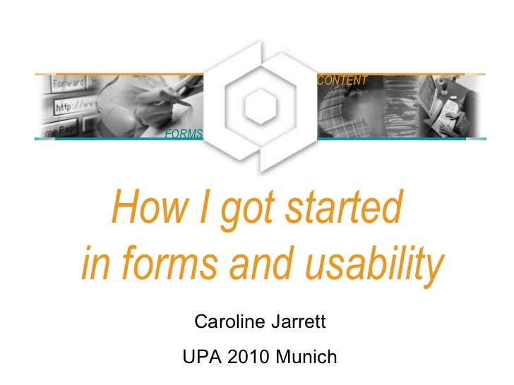 Getting started-for-upa2010