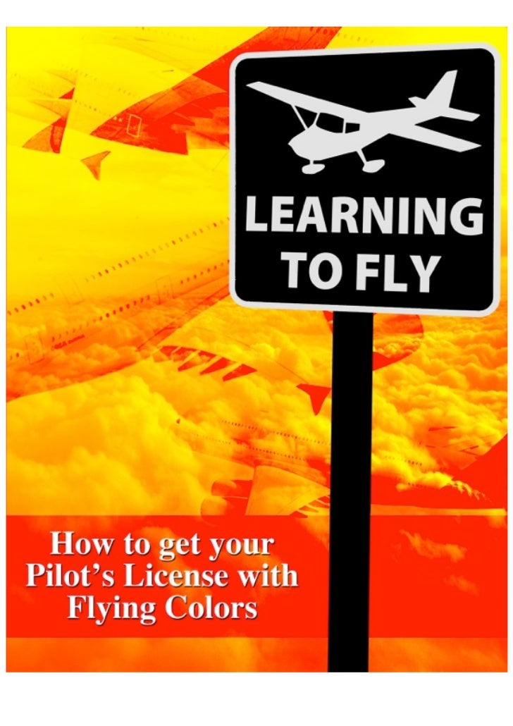 Getting your-pilots-license