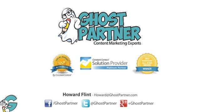 Ghost Partner: Getting found on Google (the basics)