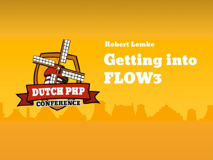Robert LemkeGetting intoFLOW3