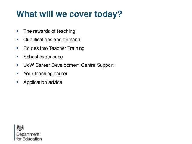 teaching application cover letter nqt