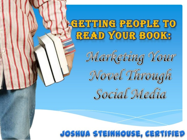 Getting people to read your book