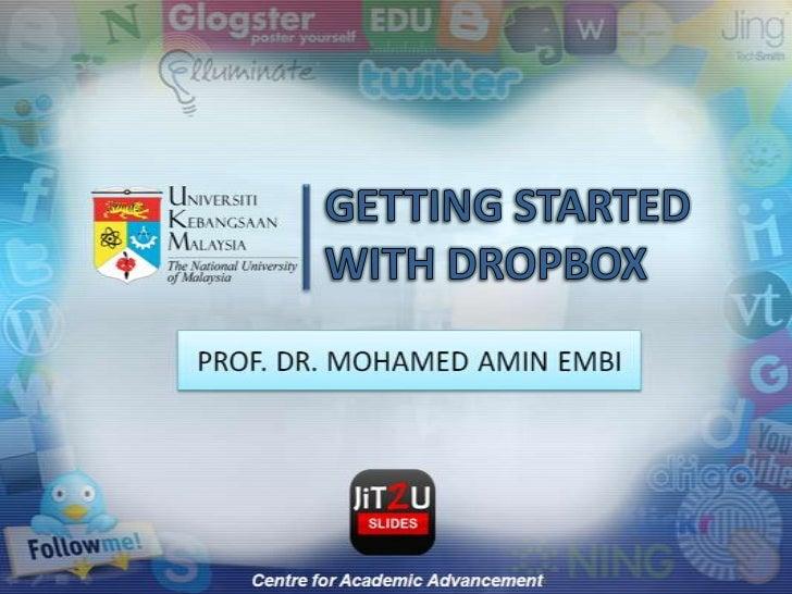 Go to: http://www.dropbox.com/