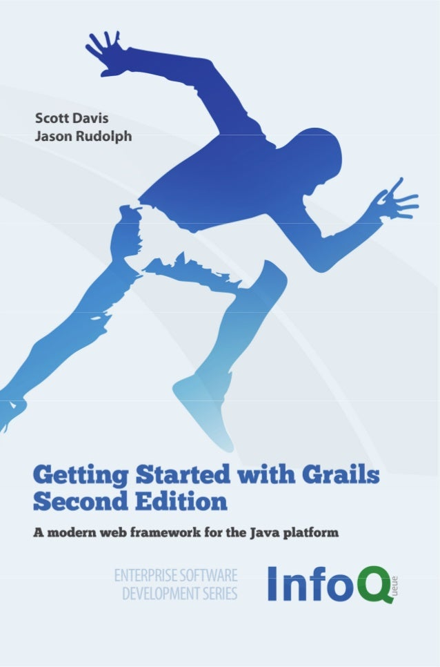 E-book in Grails