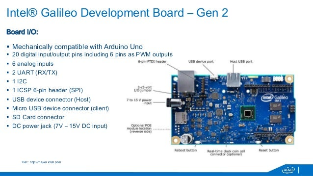 Arduino - IntelGalileoGen2