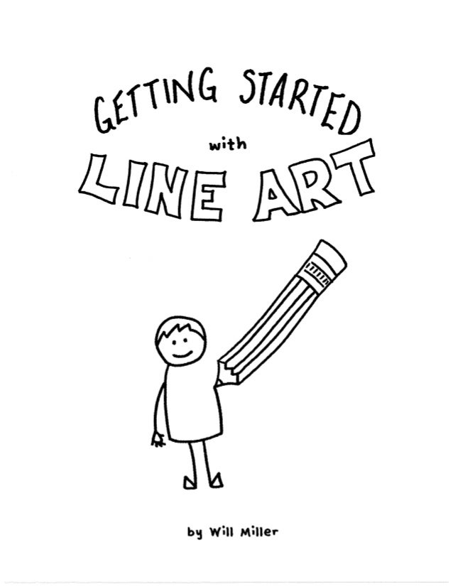 Getting Started With Line Art