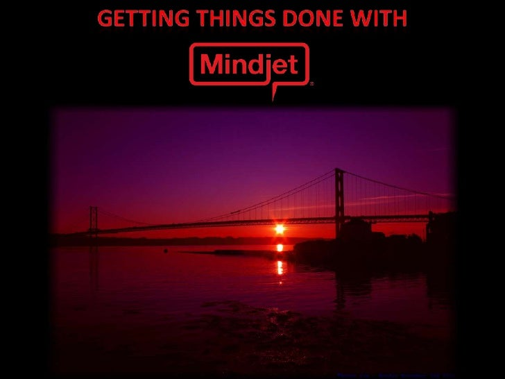 Getting Things Done With Mindjet