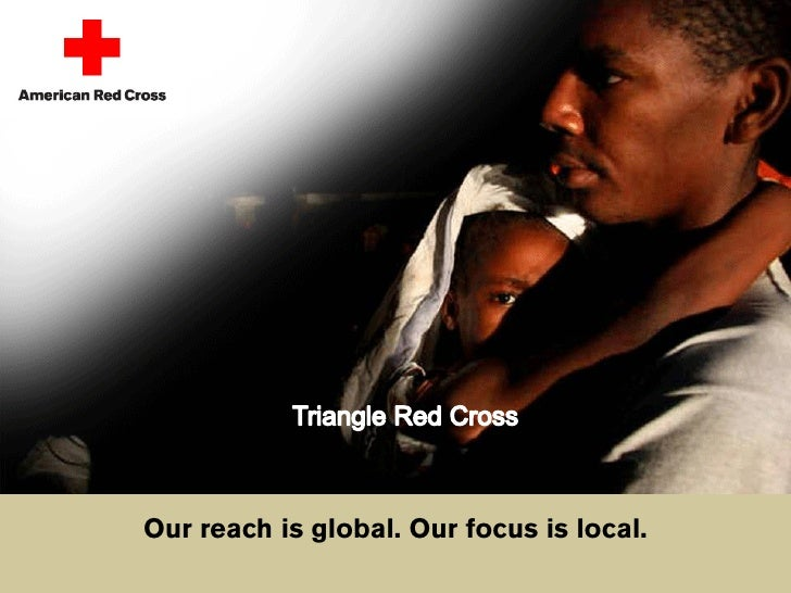 Getting to know your local red cross