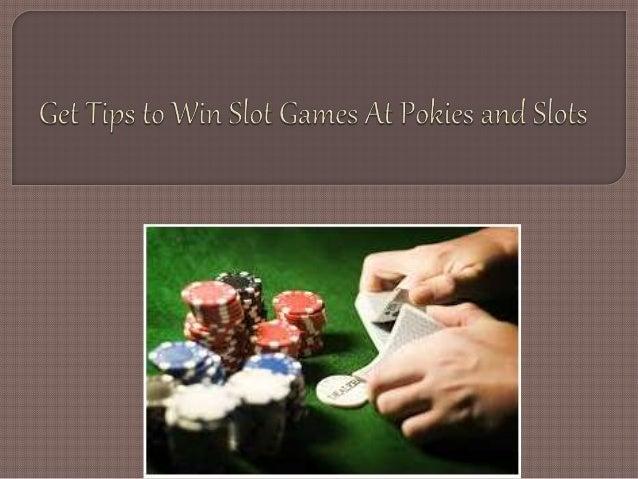 tips to win at slots