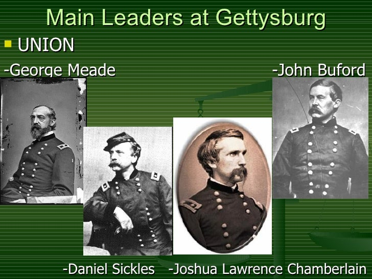 strategies and leaders of the battle of gettysburg Confederate commanders at gettysburg stuart's horsemen fought a pitched battle three miles east of gettysburg on the was an influential leader of the.