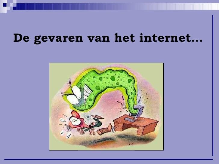 Gevaren Op Het Internet(2)
