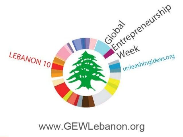 Global Entrepreneurship Week Lebanon 2010