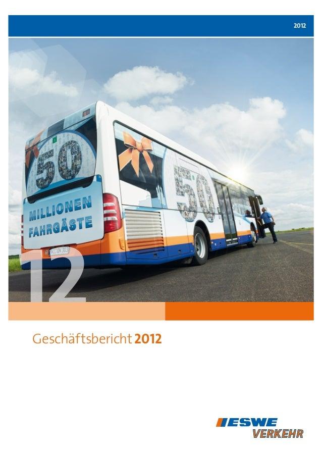 2012Geschäftsbericht2012