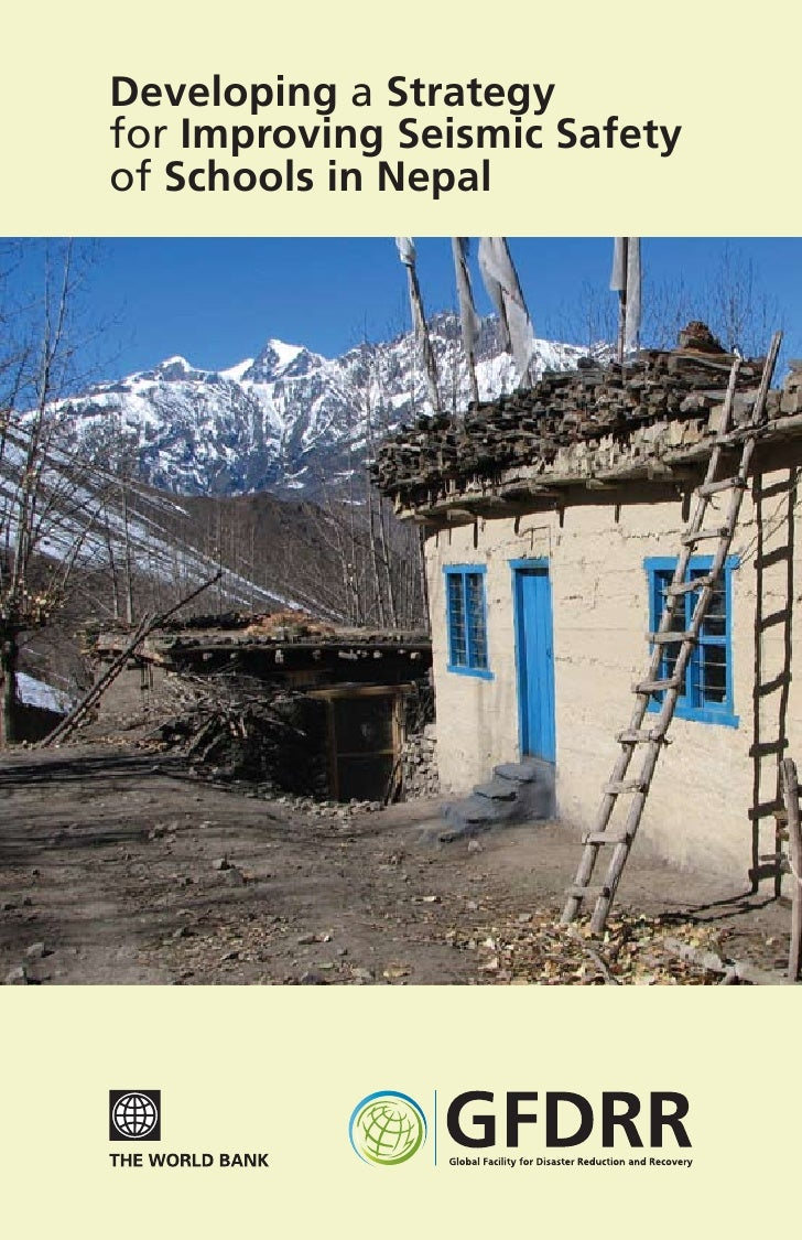 Developing a Strategy for Improving Seismic Safety of Schools in Nepal