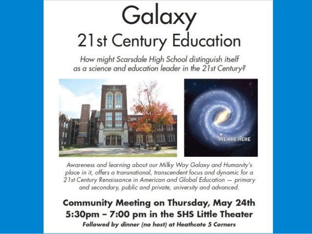 Galaxy Forum New York - Scarsdale 2012