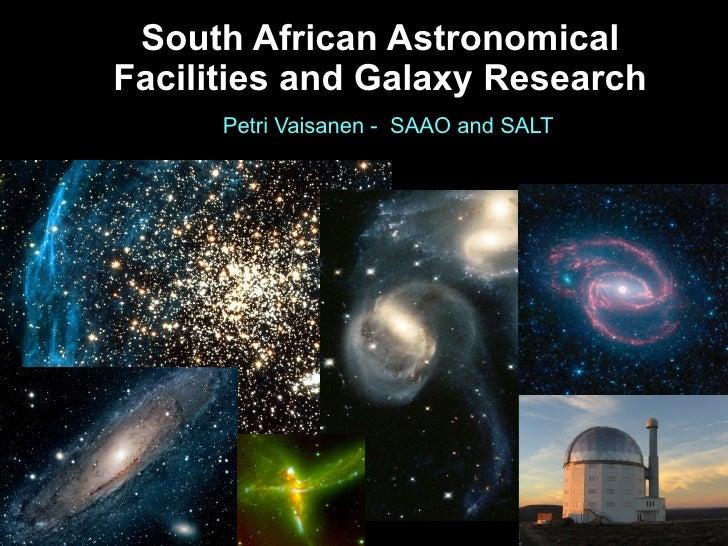 Galaxy Forum Africa 11 -  Petri