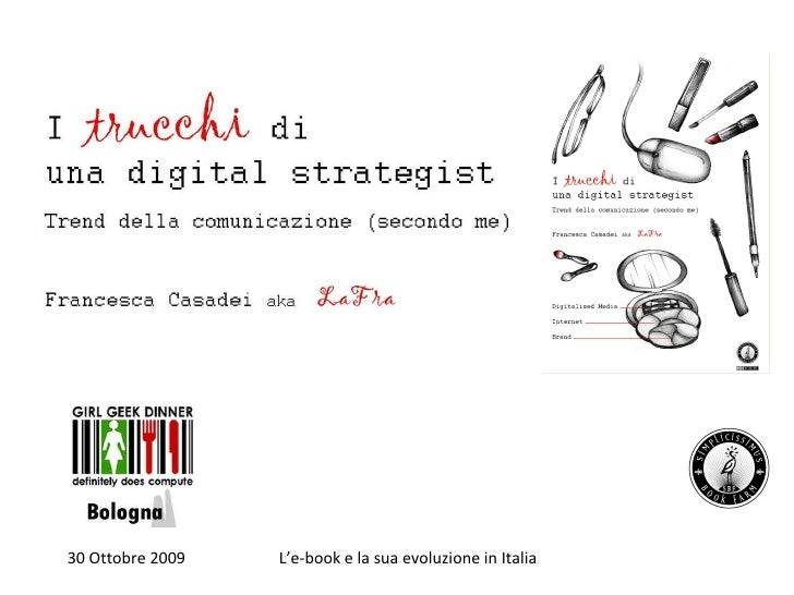 I Trucchi di una digital strategist - GGD Bologna 4