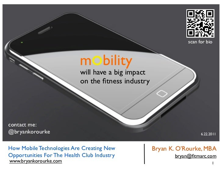 scan for bio                            mobility                            will have a big impact                        ...