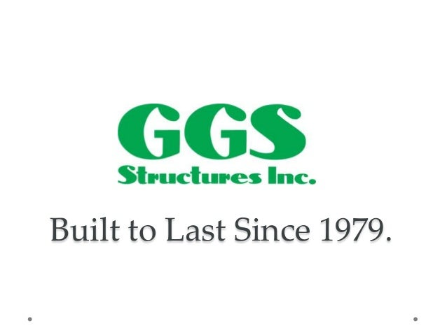 GGS Structures Inc - Commercial Greenhouses Built to Last