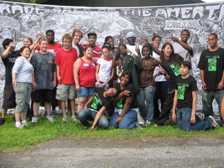 Green Guerrillas Youth Media Tech Collective Ona Move