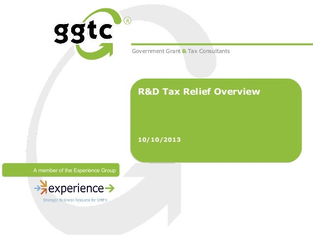 R & D Tax Credits Made Simple