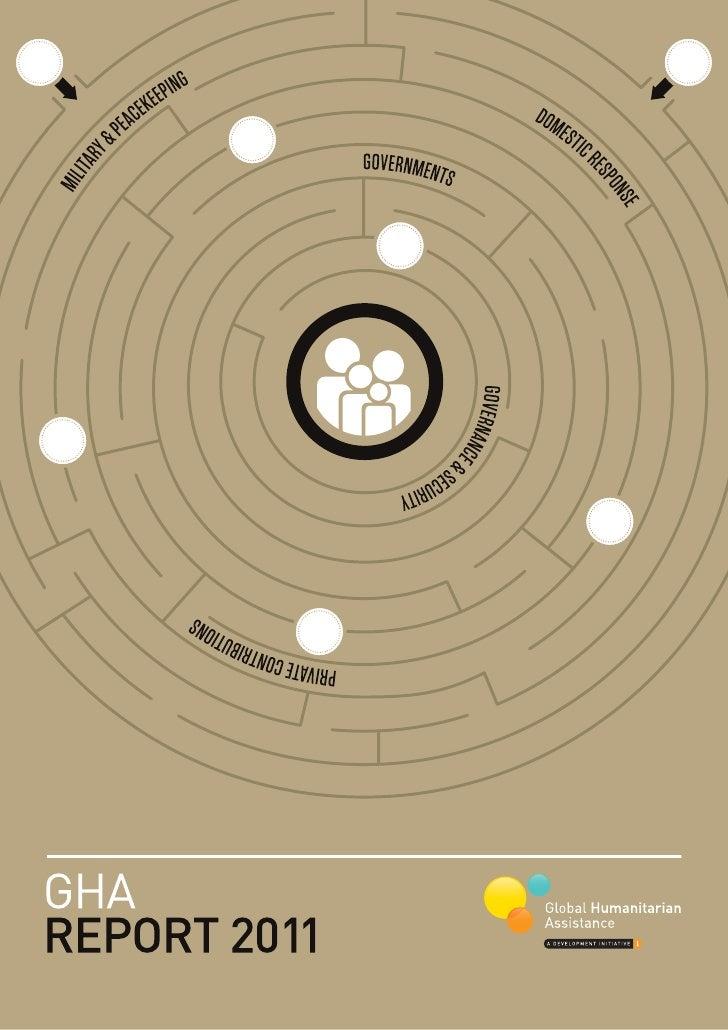Global Humanitarian Assistance Report 2011