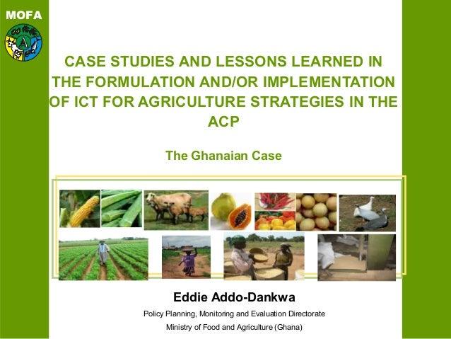 Ghana Case Study