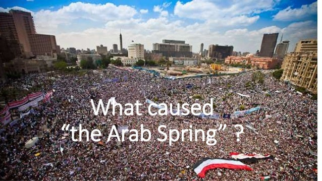 WHAT IS THE ARAB SPRING!?