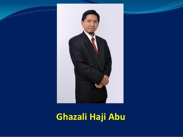 Ghazali Haji Abu