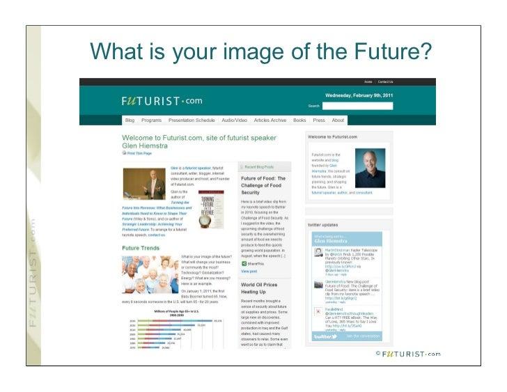 Future of Health Care, by Glen Hiemstra, Futurist.com