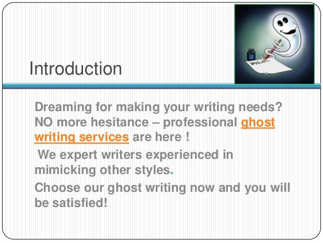 essay ghostwrite