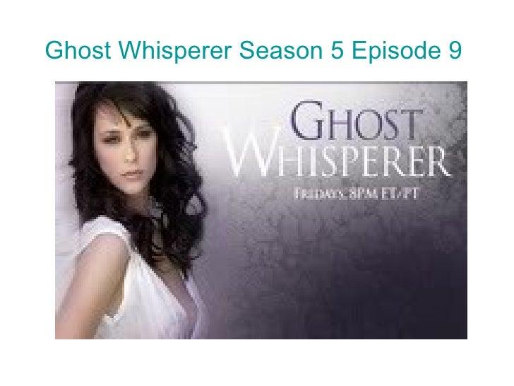 Ghost Whisperer Season 5 Episode 9