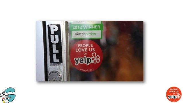 Why is Yelp Important? by Howard Flint of Ghost Partner