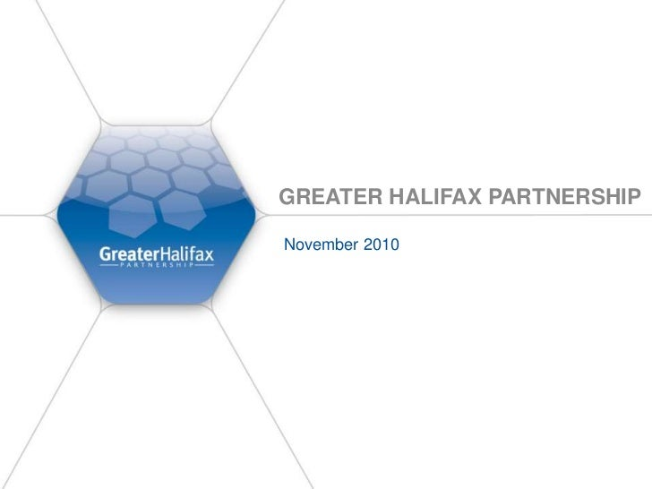 Greater Halifax Partnership: A Catalyst for Economic Growth