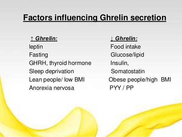 Doing a research paper on Ghrelin and Obesity?