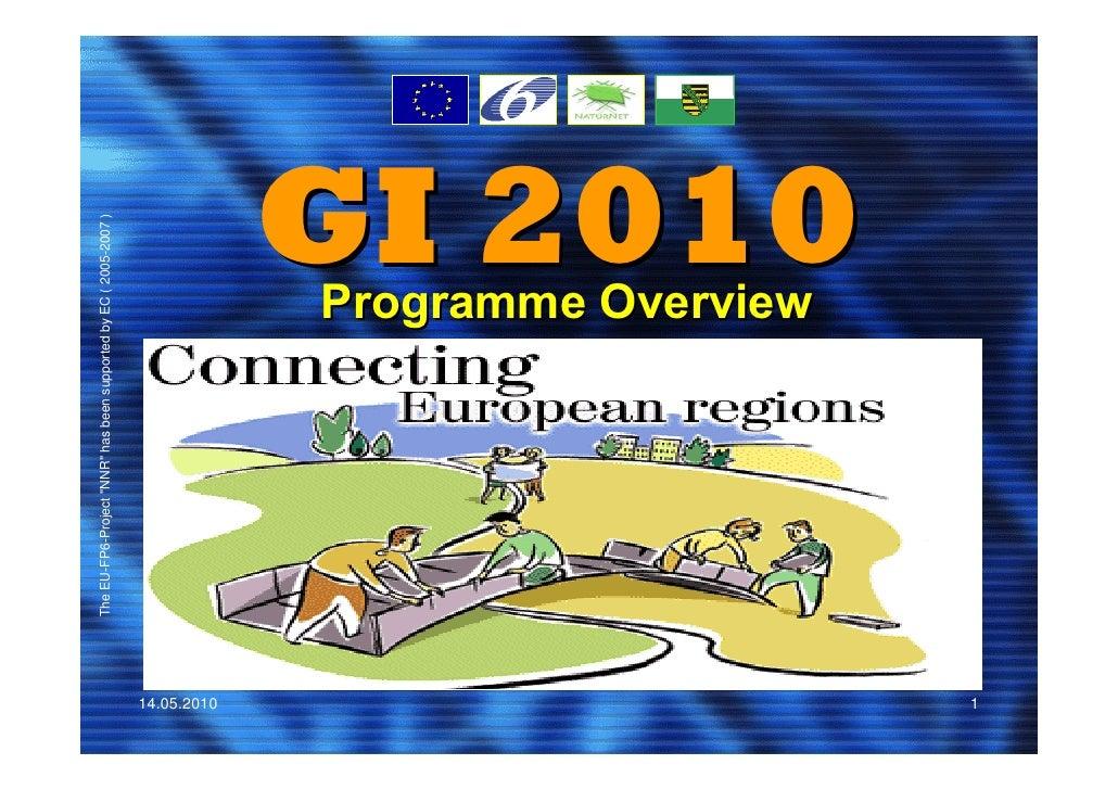 GI2010 symposium-hoffmann (program+intro+gi2010+eu-x-gdi)