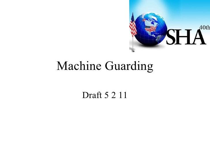 Gi2011machineguard