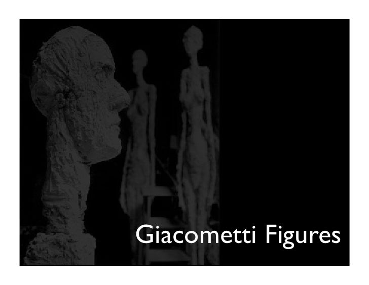 Giacometti-Inspired Figure Sculptures