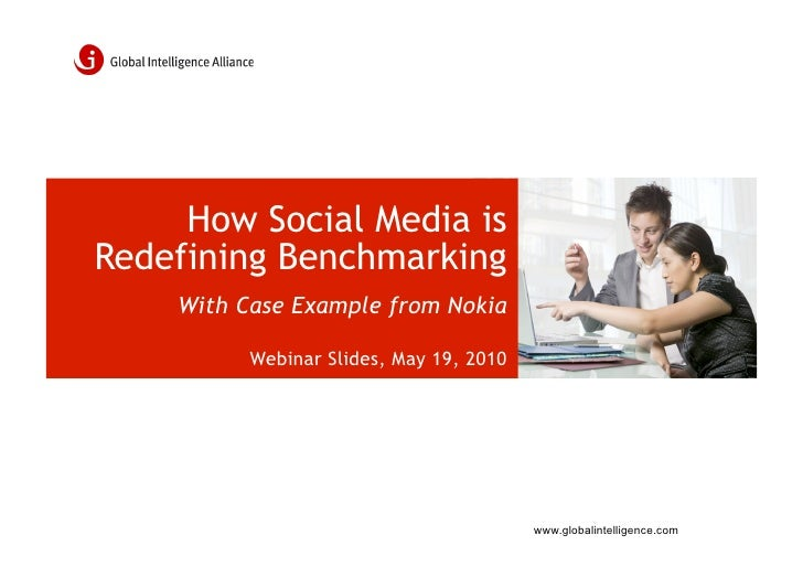 How Social Media is Redefining Benchmarking