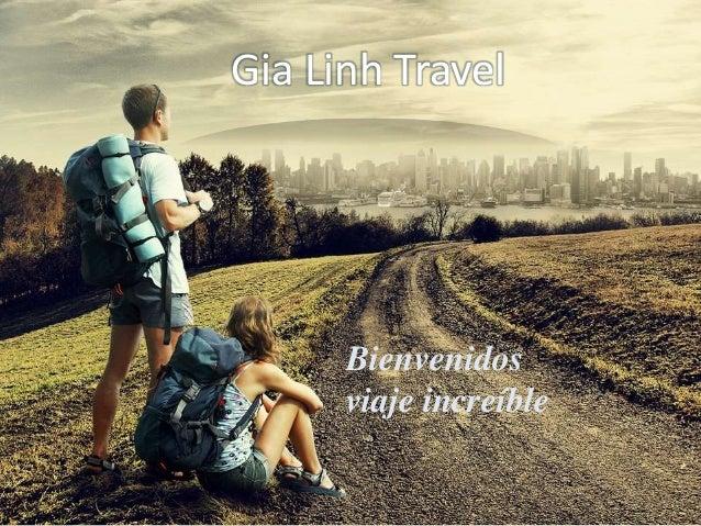 Gia Linh Travel Bienvenidos viaje increíble