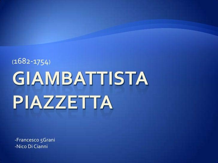 (1682-1754)-Francesco 5Grani-Nico Di Cianni