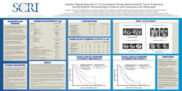Hepatic Imaging Response to Y-microsphere Therapy Administered for Tumor Progression                                     9...