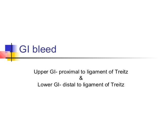 how to find the ligament of treitz