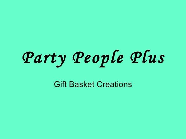 Gift Basketsppt