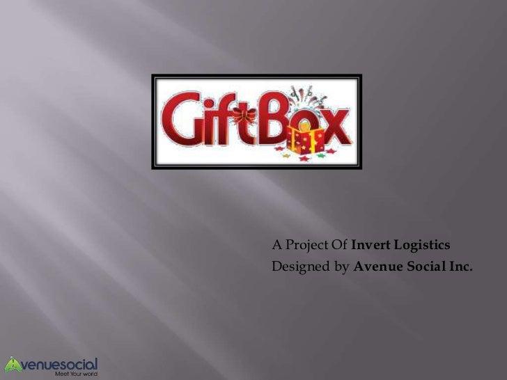 Gift box   ppt - new 2