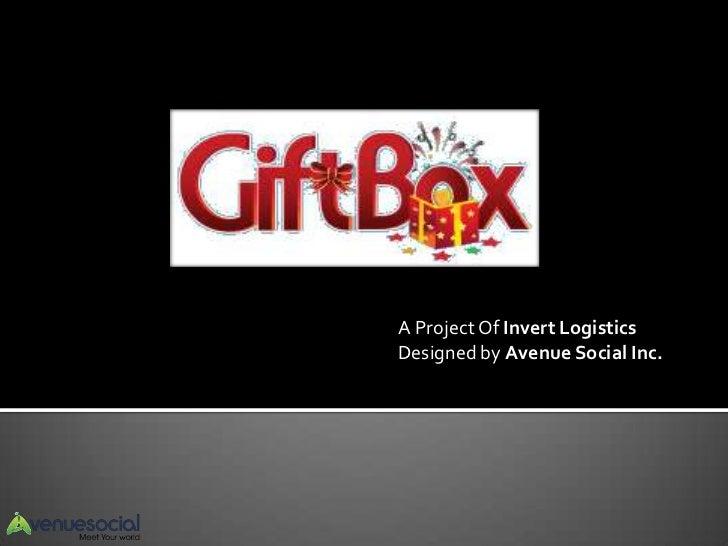 Gift box   ppt 13