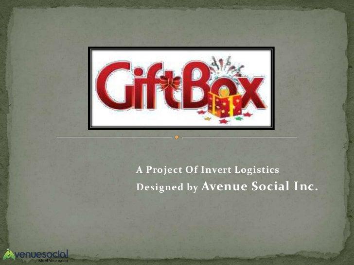 Gift box   ppt 16