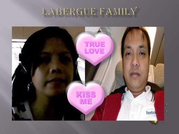 Labergue Family<br />