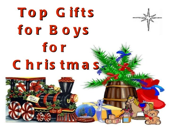 Top Gifts for Boys  for  Christmas